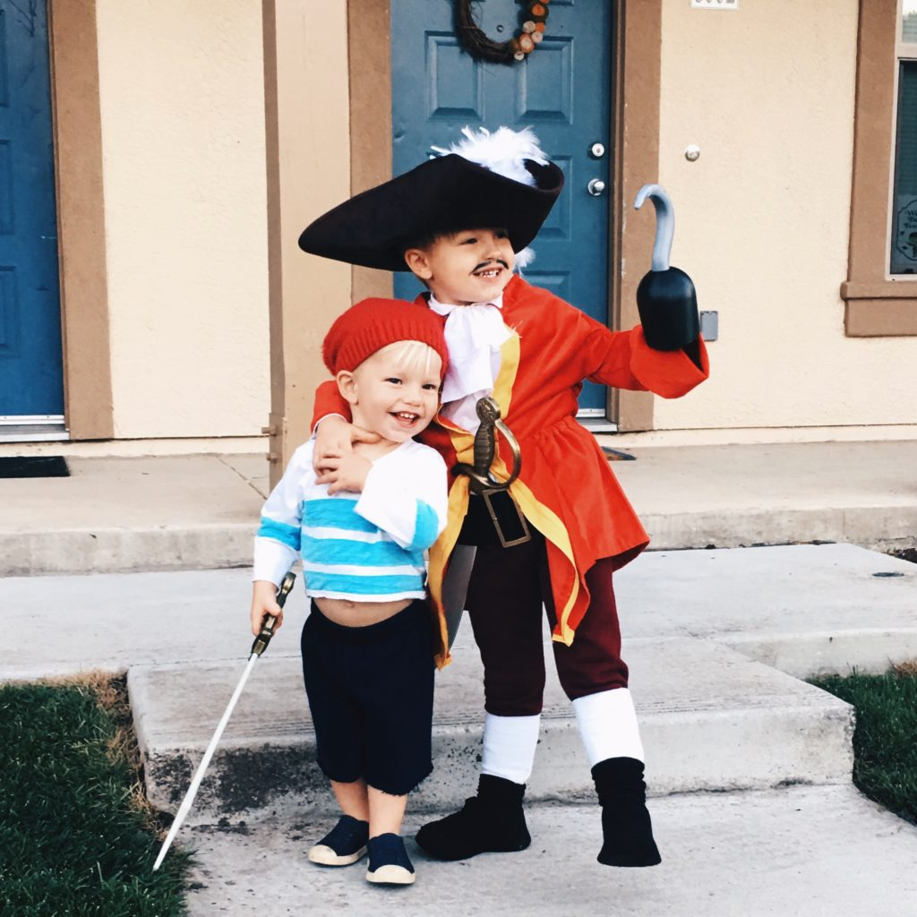 captain hook and mr smee tombo co